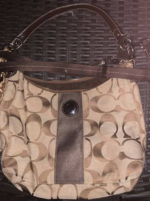 Coach Purse with Scarf for Sale in Frisco, TX