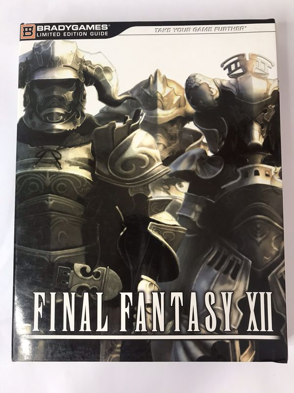 Final Fantasy XII - Strategy Guide
