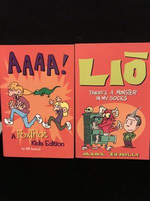 Liō, and AAAA! Books for Sale in Queens, NY