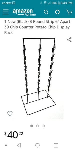 Display Rack for Sale in Winter Haven, FL