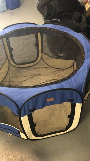 Large pet play pen - new out of box for Sale in Livermore, CA