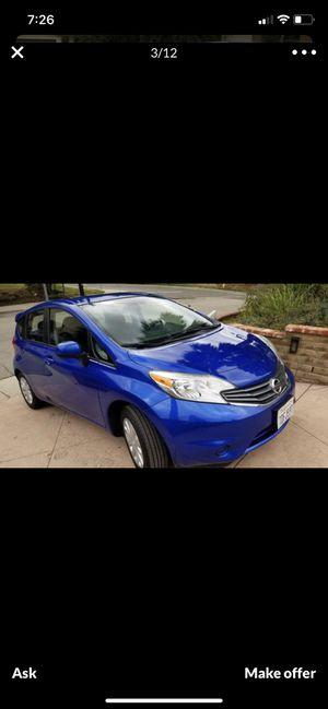 Nissan Versa note 2014 como nuevo for Sale in Lynwood, CA