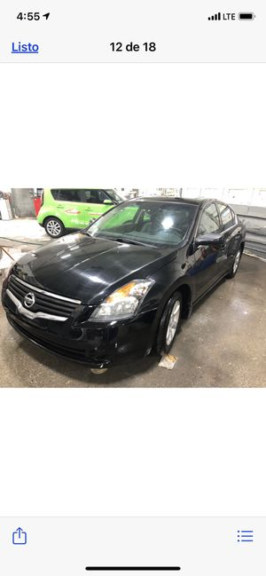 Nissan altima for Sale in Worcester, MA