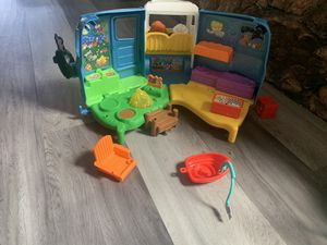 Fisher price camping RV for Sale in Oceanside, CA