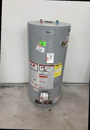 Whirlpool🔥Gas water heater💦. 40S640 LP 8I for Sale in Ontario, CA