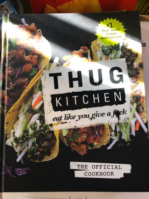 Thug Kitchen Cookbook for Sale in Williamsport, PA
