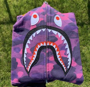Purple Zip Bape hoodie for Sale in Pomona, CA