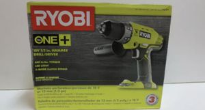 Ryobi hammer drill tool only for Sale in St. Petersburg, FL