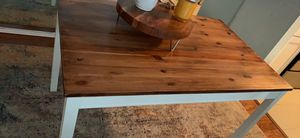 Wood Kitchen table for Sale in Evesham Township, NJ