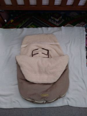 JJ Cole baby car seat cover for Sale in Cleveland, OH