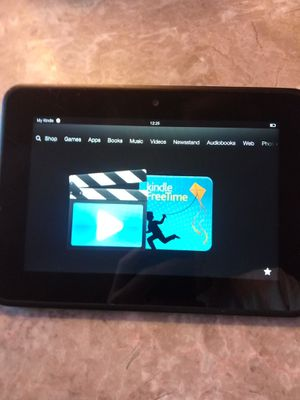 Kindle Fire HD for Sale in Aurora, CO