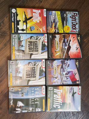 Flight sim X expansions for Sale in Hooper, UT