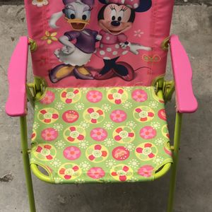 Minnie and Daisy girls patio chair for Sale in Virginia Gardens, FL