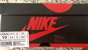 Jordan 1 Defiant Couture size 10 for Sale in Charles Town, WV