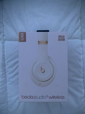 Beats studio 3 wireless headphones for Sale in New Castle, DE