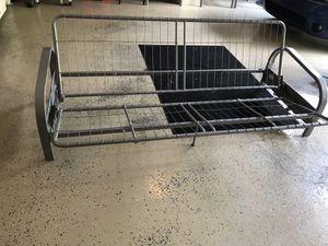 Metal frame futon for Sale in Nashville, TN