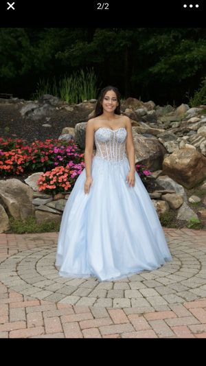 Periwinkle dress for Sale in Seymour, CT