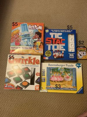Games for Sale in Manassas, VA