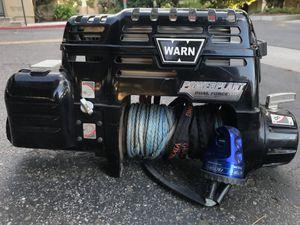 Warn PowerPlant 9.5 Winch for Sale in Rancho Santa Margarita, CA