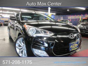 2012 Hyundai Veloster for Sale in  Manassas, VA