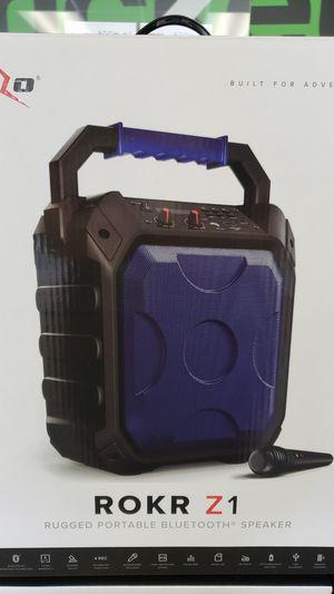 Rokr Z1 bluetooth speaker for Sale in Silver Spring, MD