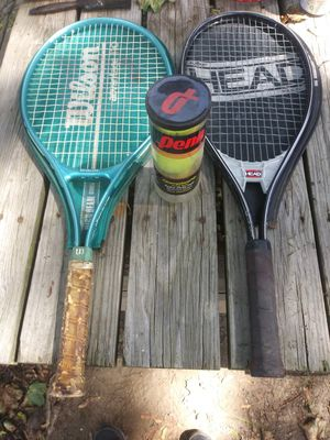 Tennis rackets for Sale in Cleveland, OH