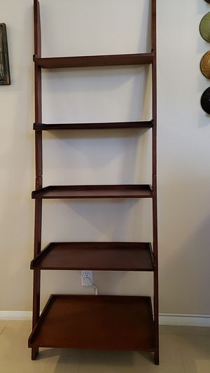 Ladder wall shelf for Sale in Rancho Cucamonga, CA