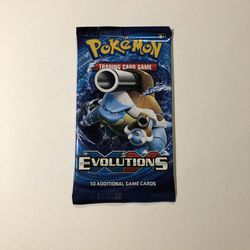 NEW SEALED Evolutions Booster Pack for Sale in Hollywood,  FL