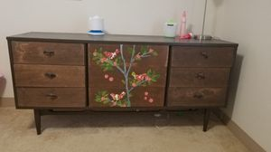 Bird theme nursery dresser/changing table for Sale in LEWIS MCCHORD, WA