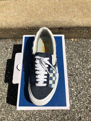 Vans vault paste and cut, men's 8.5 (unisex) for Sale in St. Louis, MO