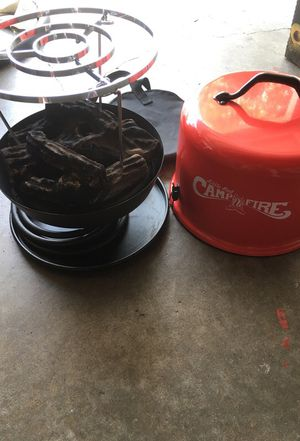 """camco """"little red portable campfire"""" for Sale in Lodi, CA"""