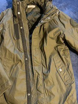 Long Parka Jacket Size 8-9y From H&M for Sale in Auburn,  WA