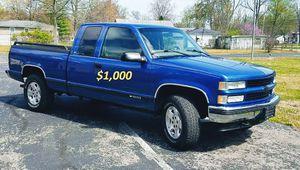 🔥$1000 I'm selling my Chevrolet 1500 Silverado 1997 for Sale in Newark, NJ