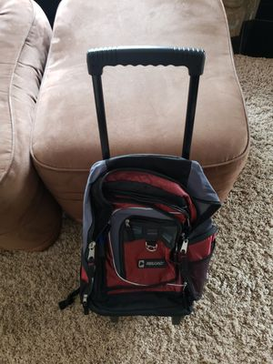 Backpack on wheels for Sale in Mentor, OH