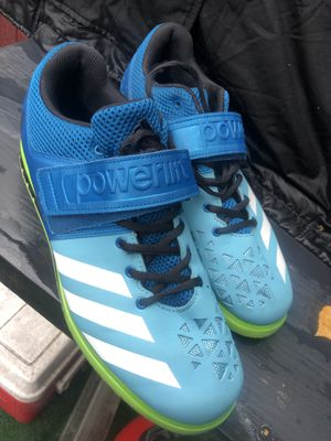 Adidas powerlift for Sale in Anchorage, AK