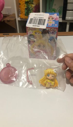 Sailor moon figurine for Sale in Lawrenceville, GA