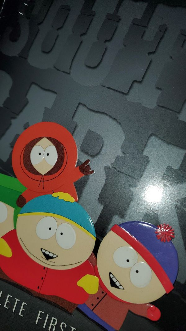 South Park Seasons 1-11 Box sets