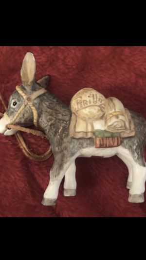 $5 Gregory Perillo Rare Antique Mule Donkey Collectible for Sale in Orland Park, IL