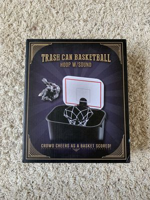 Basketball Trash can hoop for Sale in Stockton, CA