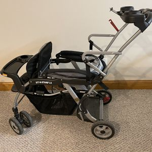 Baby Trend Sit N Stand Stroller LX for Sale in Murrysville, PA