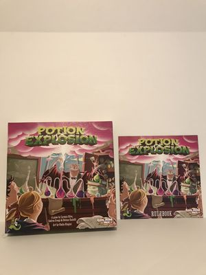 Potion Explosion Board Game MINT for Sale in St. Petersburg, FL