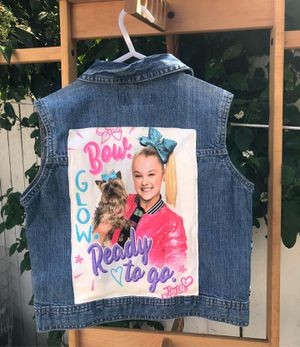 Kids jean jacket for Sale in Santa Fe Springs, CA