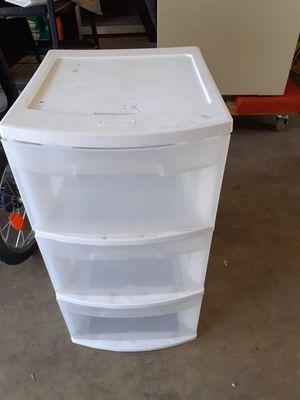 Plastic bin for Sale in Upland, CA