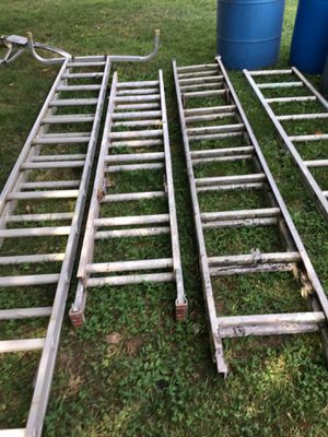 16 rung ladder for Sale in Bristol, PA