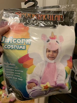 Toddler unicorn costume for Sale in The Bronx, NY