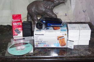 Panasonic Digital Camera movie Wa2 Waterproof Dipuburu Hx-Wa2-A for Sale in Stockton, CA