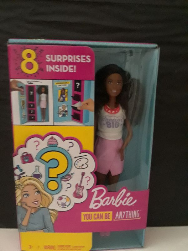 Barbie, You Can Be Anything