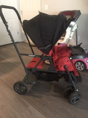 Joovy Caboose stroller sit or stand in the back for Sale in Germantown, MD