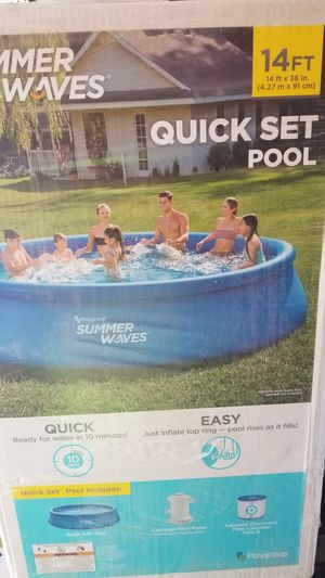 14ft pool for Sale in Highland, CA