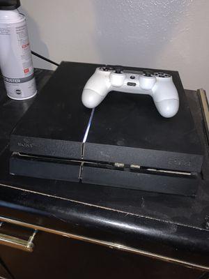 PS4+Remote+3 games for Sale in Albuquerque, NM